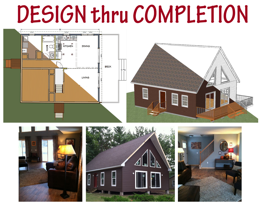 Design to completion